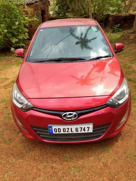 Hyundai I20 2014 Diesel Well Maintained