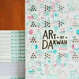 Buku ustadz Felix judul Art of Dakwah