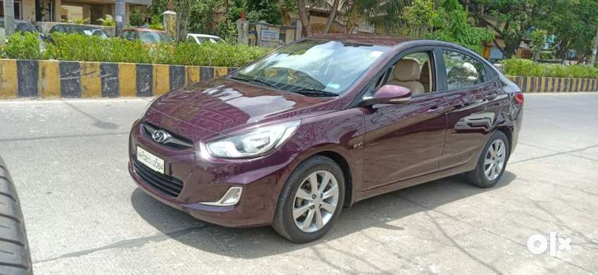 Hyundai Fluidic Verna 1.6 CRDi SX, 2012, Petrol 0