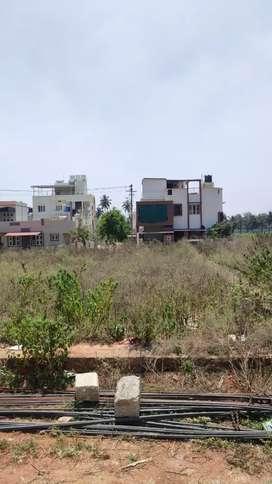 30*40 site for sale at Kuvempunagar.