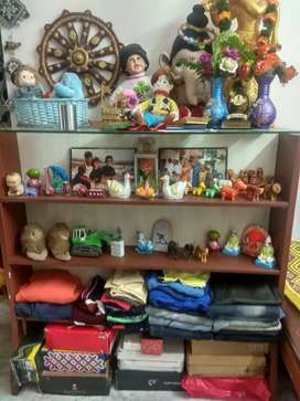 Book shelfs or toy shelfs for sale only 5000