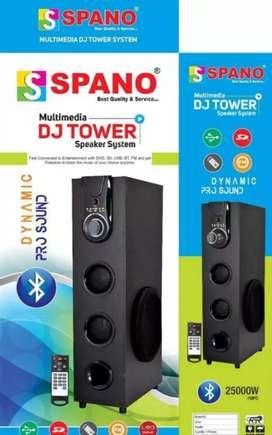 Bluetooth Dj tower