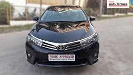 Toyota Corolla Altis, 2015, Petrol