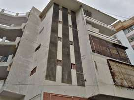 4th floor flat for sale in Munir Resorts Block 18