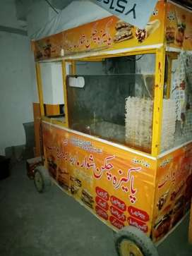 Bargr & shawarma point for sale.
