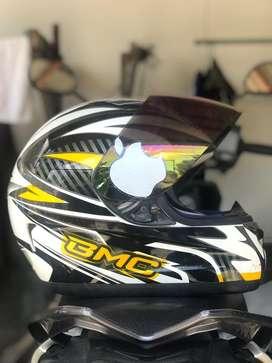 Helm Fullface BMC