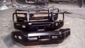 Bumper depan rocker untuk semua mobil d.cab
