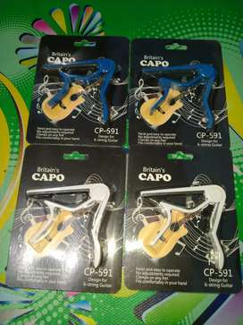 Capo gitar clasic dan acustic