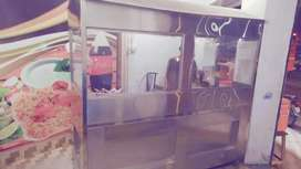 Steel counter  RS.90000