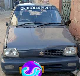 Mehran 1991 new engine body 10/10