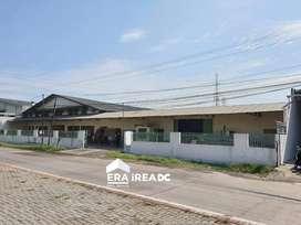 Gudang siap pakai disewakan di kawasan industri Terboyo Park Semarang