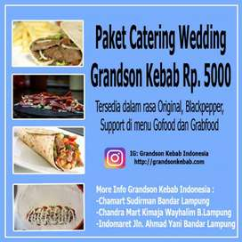 Catering Kebab Bandar Lampung, Nikahan, Kuliner