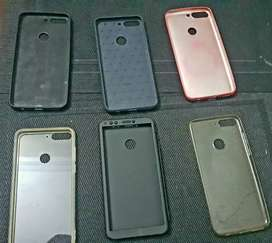 Huawei  y7 2018 back covers