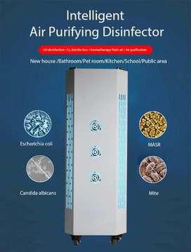 Air purifier + Disinfector