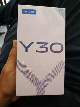 Vivo Y30 • 4GB - 128GB • Moonstone white