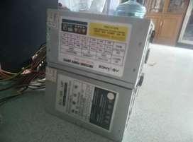 Psu bekas 450 watt (not pure)