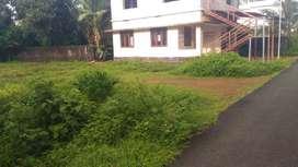 6 cent land at kanjoor,near airport,aluva,kalady,angamaly,kochi