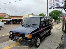 Toyota Kijang Super Long th 1987