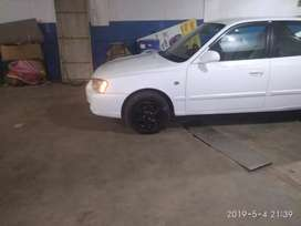 Accent 2007 model top condition