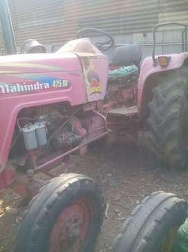 Mahindra 475 Nst Tractor, 2008, Diesel