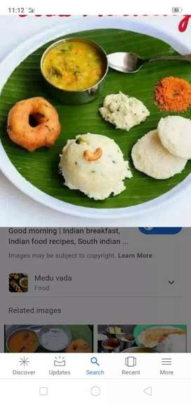 Hotel of all South Indian dish