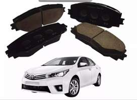 Chang your car brake disc pad in very cheep price