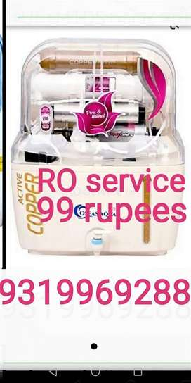 All Ro Service 99 rupees only