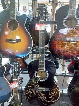Legacy Acoustic Gitar AF227 Kredit Jakarta