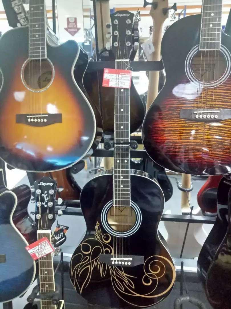 Legacy Acoustic Gitar AF227 Kredit Jakarta 0