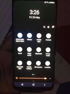 SAMSUNG S8+ 4Ram/64 rom touch cracked