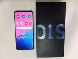 Galaxy S10 Blue 128GB| Like new condition| Under India Warranty