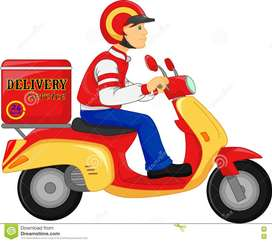 Zomato(Aasaanjobs' Client) Delivery Boy (Ahmedabad)
