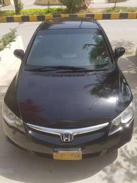 Honda Civic Reborn (Urgent sale)