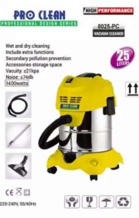 Selling my  new proclean semi commercial vaccum cleaner at low price