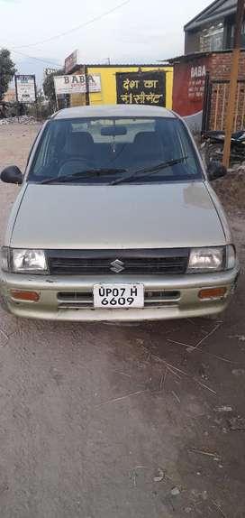 Maruti Suzuki Zen LX BS-III, 2006, Petrol