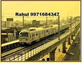 Delhi Se Cheep Plot  Noida Me 145 Metro Ke Pass