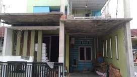 Jual BU Rumah 2 Lantai di Jalan Kubang Raya