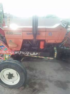 Fiat tractor 480-New batery, New huk, New faley, New 4-munn ka swagha