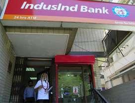 Indusand bank process hiring in Delhi