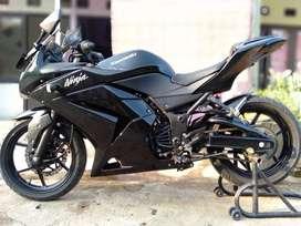 Kawasaki Ninja 250 Karburator ANTIK ISTIMEWA
