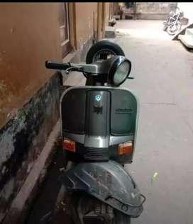 Bajaj  Chetak scooter