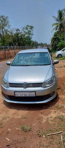 Volkswagen Vento 1.6 Comfortline, 2014, Diesel