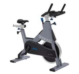 Spin bike nd crosstrainer