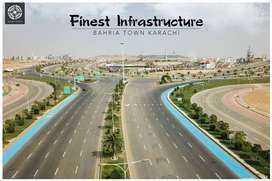 Residential Plots for Sale in Bahria Town Karachi