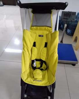 Pockit CL 788 Recline Yellow