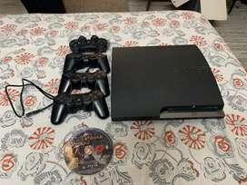 Playstation 3, PS-3