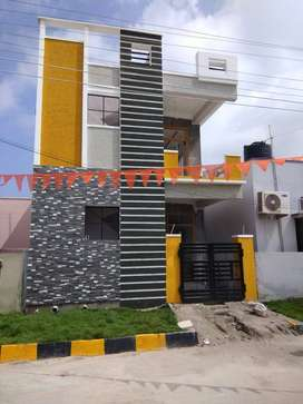 G+1 ready to occupy house in dammaiguda 4 km from ecil