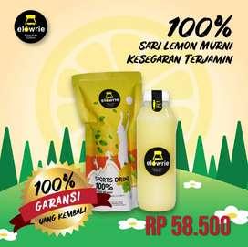 Elowrie Sari Jeruk Lemon 500 ml