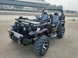 Mahindra Jeep 2005 Diesel 157 Km Driven