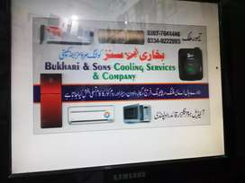 Air conditioning service and maintenance